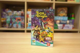 Troll & Dragon társasjáték