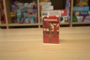 Winston társasjáték, angol nyelvű