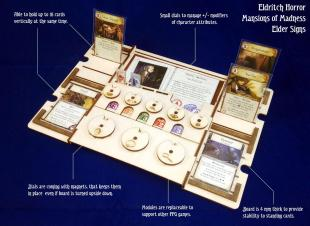 FFG player board