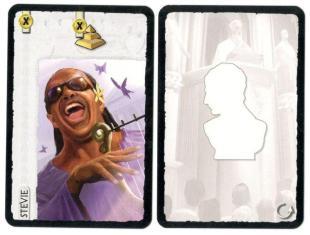 7 Csoda Vezetők – Stevie Promo Card