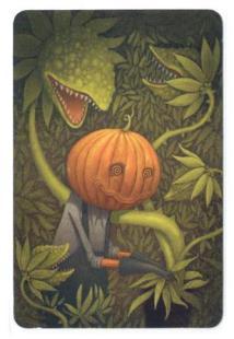 Dixit: Pumpkinhead Promo Cards