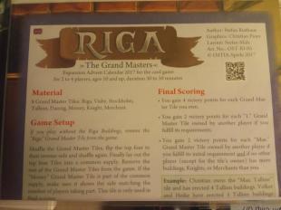 Riga promó