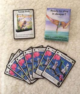 7 db kártya