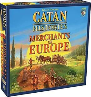 Catan Merchants of Europe