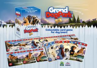 Grand Dog park kártyák