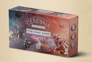 Cerebria Card Game