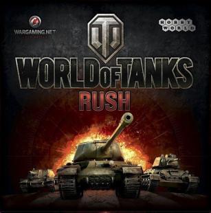 Wolrd of Tanks - Rush