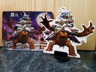Tokió királya: X-Smash Tree promo