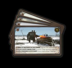 Scythe promólapcsomag #1 - Magyar kiadás