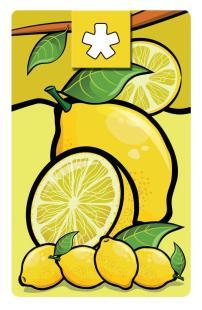 Gyümi CITROM - új gyümölcs a pakliban!