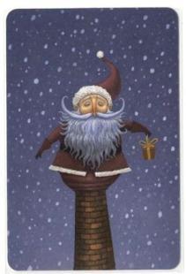 Dixit: Santa Promo Cards