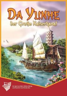Da Yunhe: Der Grosse Kaiserkanal doboz fedőkép